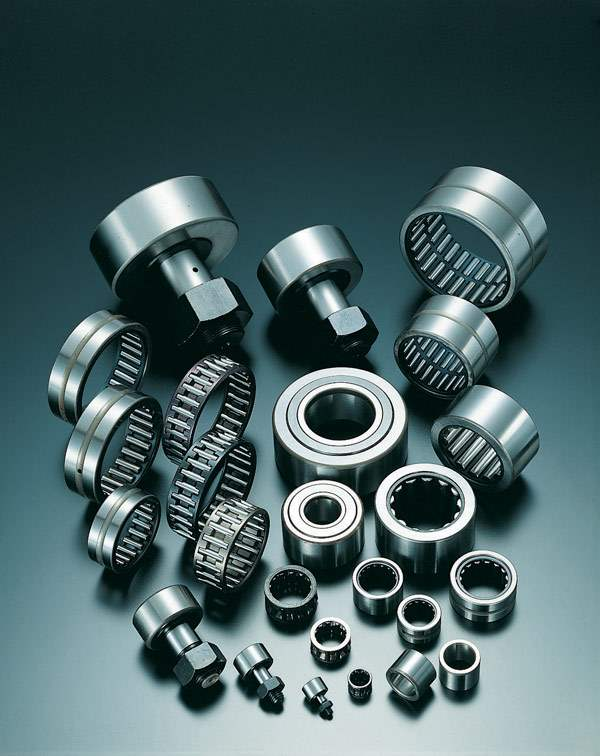 JNS metric needle roller bearings, cam followers, roller followers, and engineered special bearings.