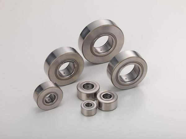 Image of JNS bearings. Ritbearing can provide bearings that are stainless steel and in chrome.
