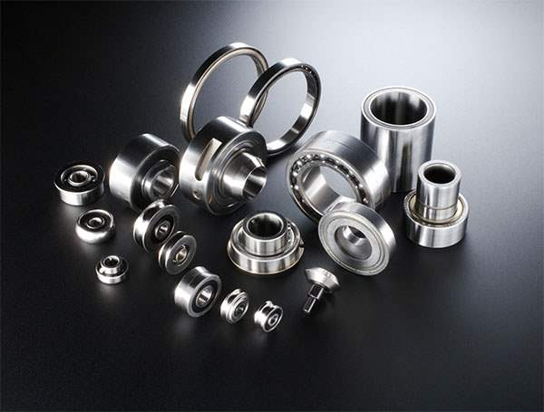 Image of stainless steal ball bearings