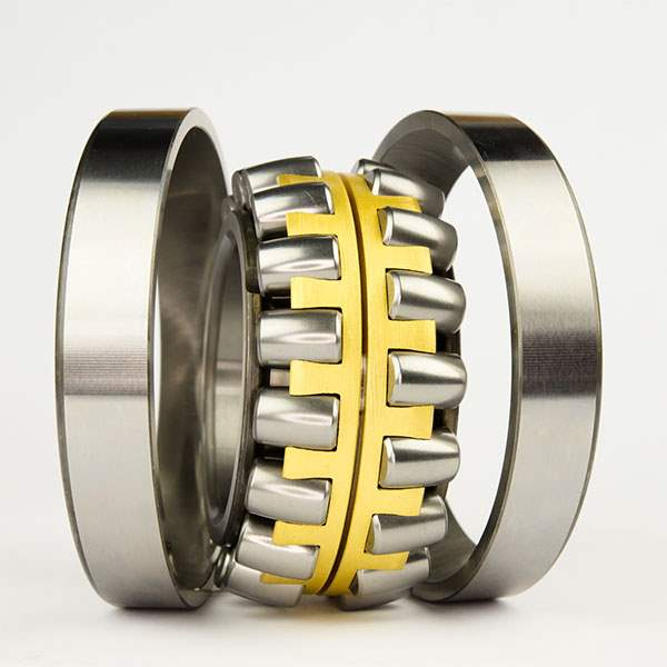 Image of a spherical roller bearing from URB bearings.