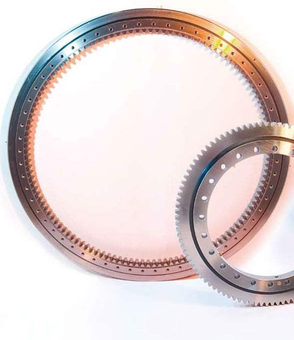 Slewing ring bearings manufactured by Iraundi.