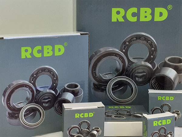 Metric and inch radial ball bearings from RCBD.
