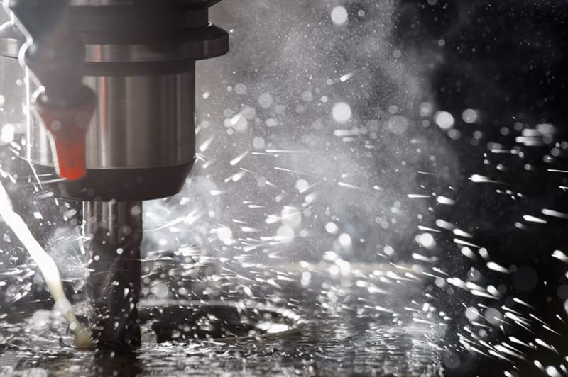 An application utilizing machine tool bearings to work effectively and efficiently.