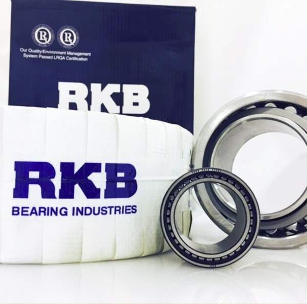 Image of technological bearings from RKB, such as thrust bearings, spherical roller bearings, spherical ball bearings, tapered roller bearings, cylindrical roller bearings, and more.