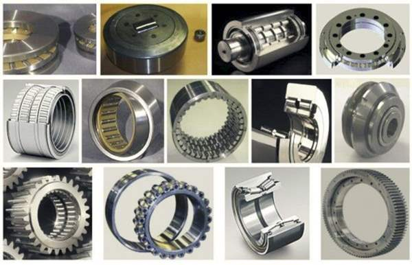Image of combination bearings from Faro.