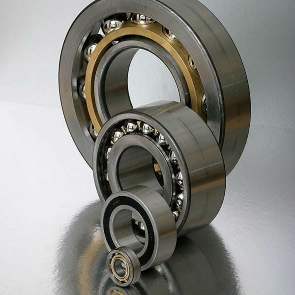 Custom angular contact bearings that can withstand high-speed applications
