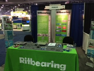 Ritbearing to Display at the Design & Manufacturing New England Trade Show