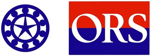 ORS logo during ORS bearings sale.