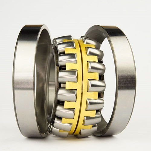 A spherical roller bearing from URB Bearings.